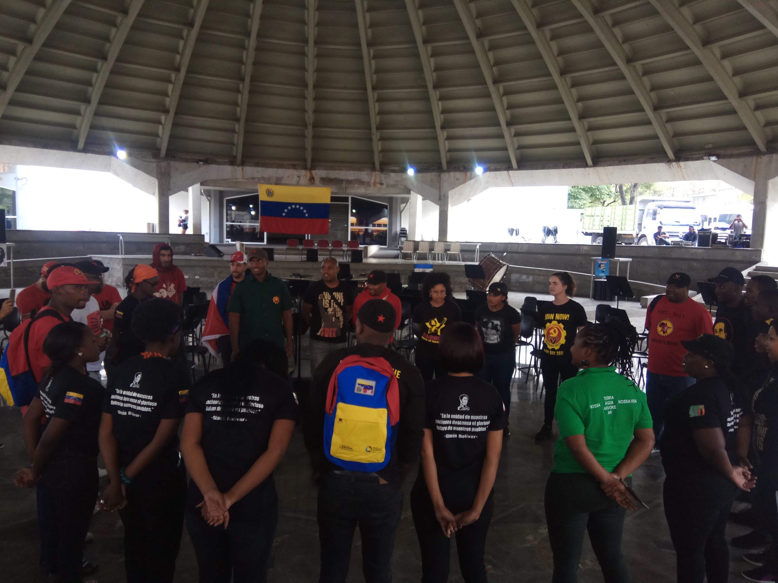 Venezuela, Perang Ekonomi dan Kebutuhan Solidaritas