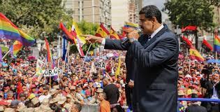 Pernyataan Sikap Solidaritas untuk Venezuela