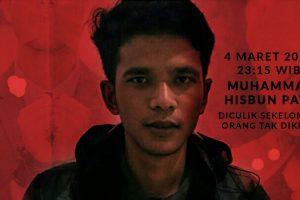 Sikap PPR: Bebaskan Muhammad Hisbun Payu dkk, Tutup PT. RUM