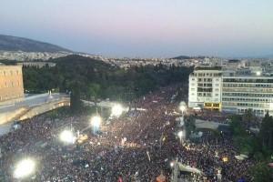 Rakyat Yunani Katakan Tidak pada Dana Talangan